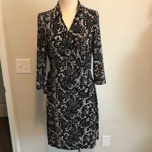 Nine West wrap dress